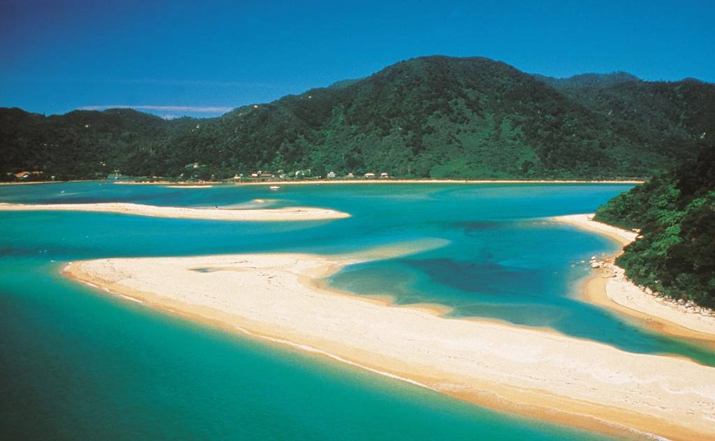 Destinations New Zealand Travel